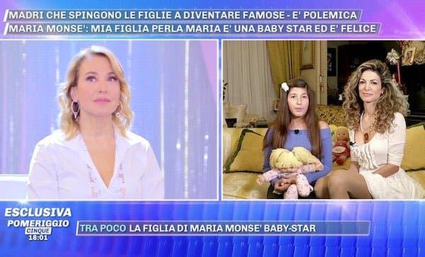 Perla Maria Esiste E Non Le Manda A Dire La Figlia Dodicenne Di