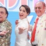 Renzo Arbore, Andrea Delogu, Nino Frassica