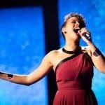Sherol Dos Santos - Terzo Live X Factor 2018