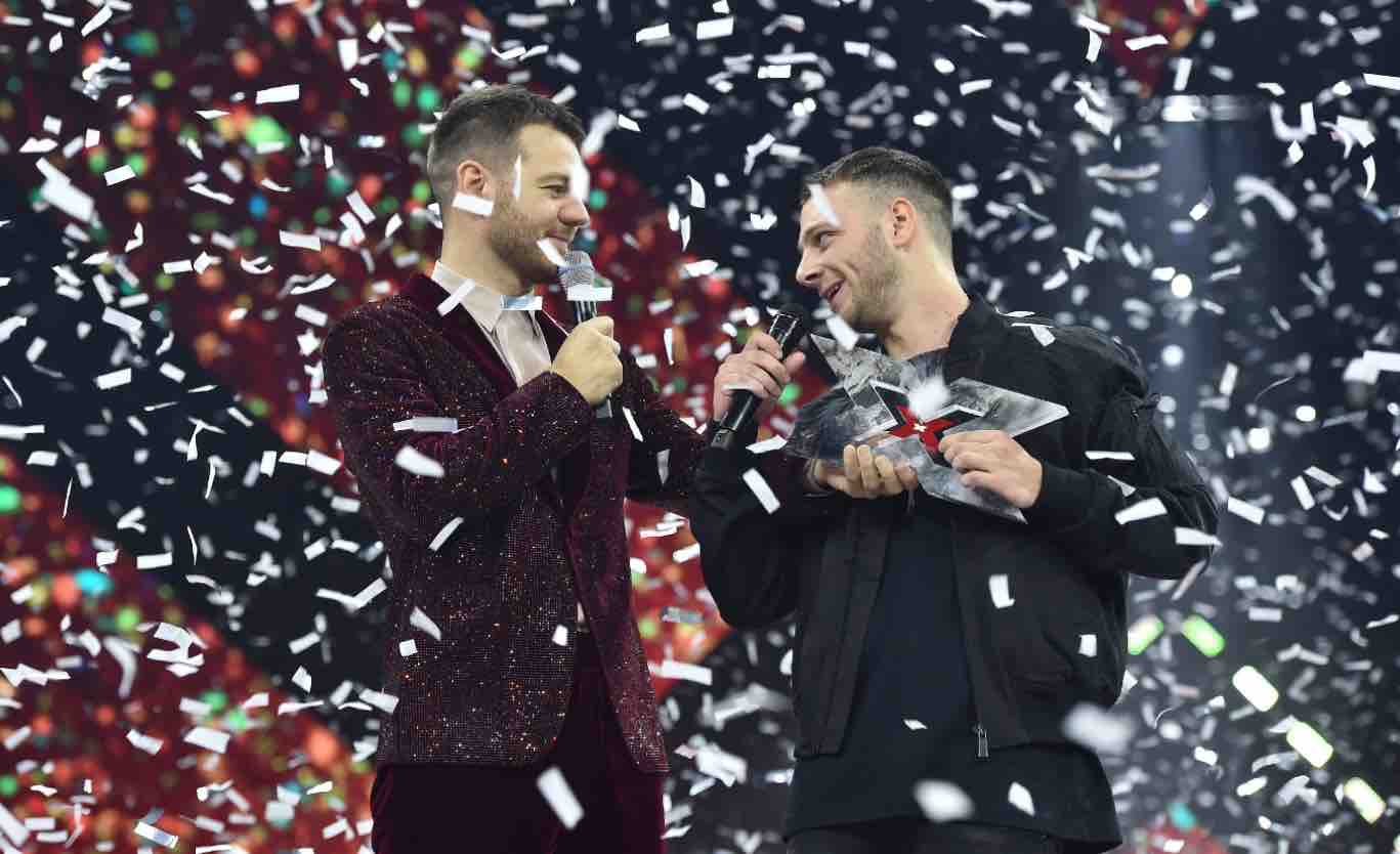 Anastasio vince X Factor 2018