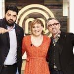 Antonino Cannavacciuolo, Antonia Klugmann e Bruno Barbieri