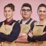 Bake Off 2018 - Irene, Federico e Iolanda