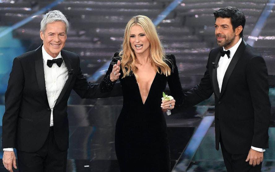 BOOM! Festival di Sanremo 2019: Hunziker e Favino alla prima