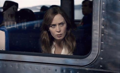 Emily Blunt in La ragazza del treno