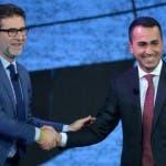 Fabio Fazio, Luigi Di Maio