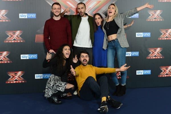 Finalisti X Factor 2018