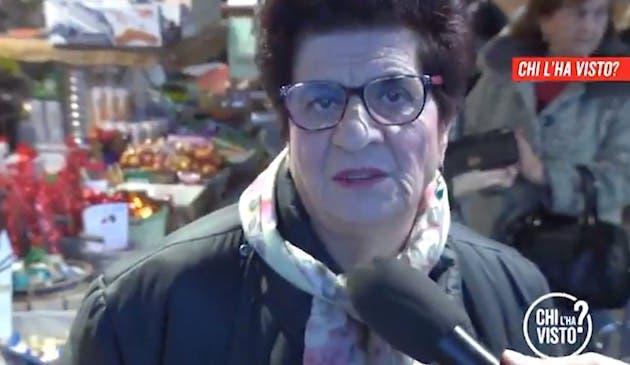 Chi l'ha Visto?: la signora Francesca di C'è Posta per Te ce