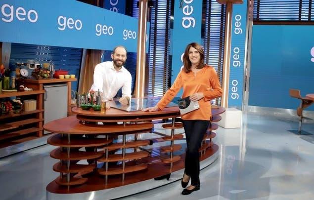 Geo - Emanuele Biggi e Sveva Sagramola