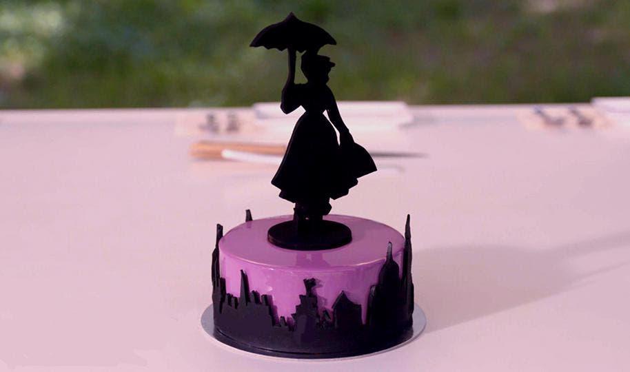 La Torta Mary Poppins di Ernst Knam