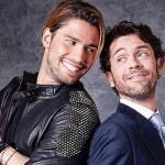 Luca Onestini e Raffaello Tonon