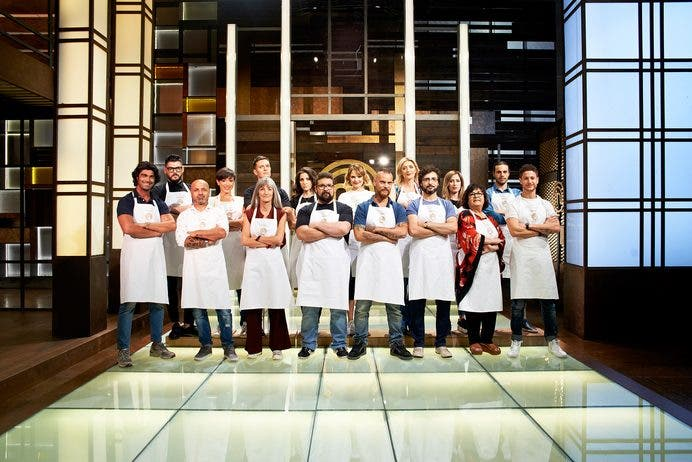 MasterChef All Stars - I concorrenti