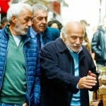 Patrizio Rispo, Marzio Honorato e Lucio Allocca in Un Posto al Sole