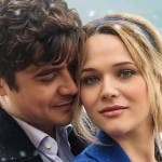 Riccardo Scamarcio e Laura Chiatti in La cena di Natale