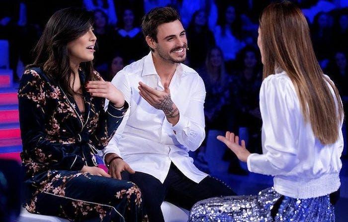 Giulia Salemi, Francesco Monte, Silvia Toffanin