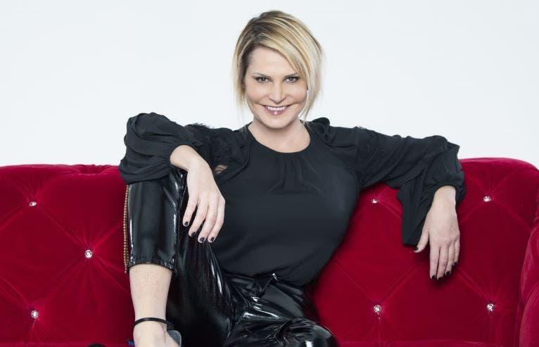 Simona Ventura tra The Voice e La Pupa e il Secchione