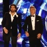 Walter Nudo e Andrea Mainardi - Finale GF Vip 2018