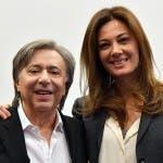 Carlo Freccero e Eva Crosetta