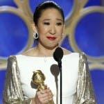 Golden Globes 2019, Sandra Oh