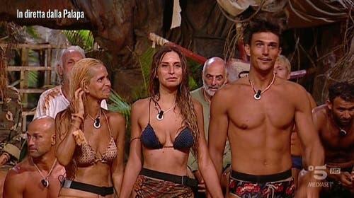 Grecia, Sarah, Yuri - Quarta puntata Isola dei Famosi 2019