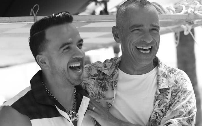 Luis Fonsi e Eros Ramazzotti