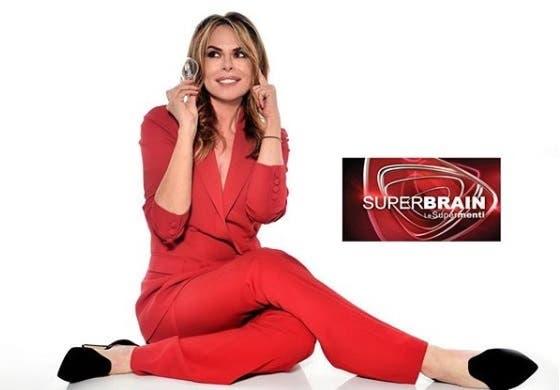 0785a8818a06 Superbrain 2019  Paola Perego riporta le supermenti su Rai 1 con la ...