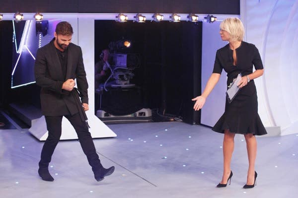Ricky Martin e Maria De Filippi - C'è Posta per Te
