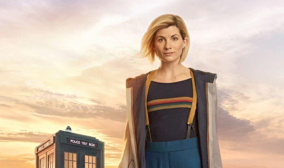 Doctor Who |  arriva su Rai 4 la serie con protagonista Jodie Whittaker |  il primo dottore