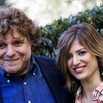 Alessandro Sortino e Eva Giovannini