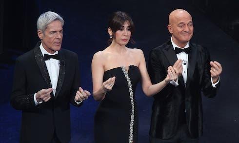 Baglioni Raffaele Bisio sanremo 2019