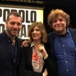 Daniele Piervincenzi, Eva Giovannini, Alessandro Sortino
