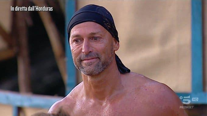 Stefano Bettarini - Isola dei Famosi 2019