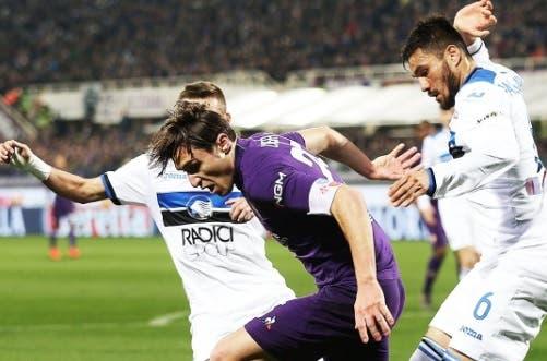 Fiorentina-Atalanta (da Twitter)
