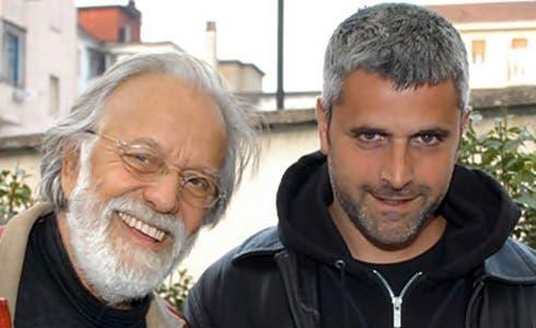 Gianfranco Funari e Enrico Lucci