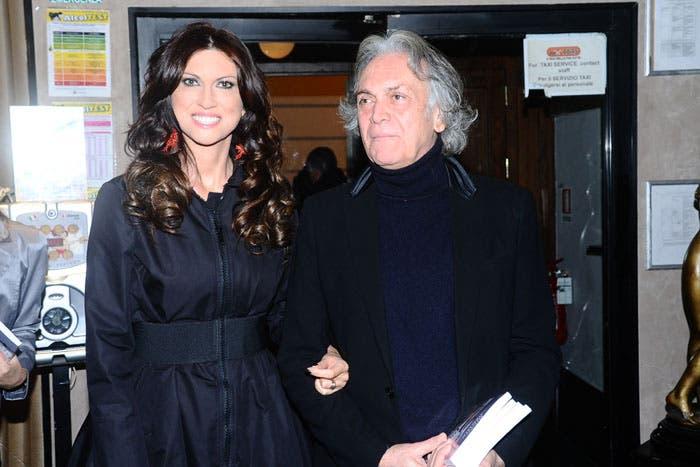 Karen Trentini e Riccardo Fogli