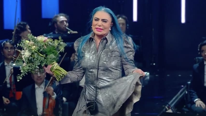 Loredana Bertè - Sanremo 2019