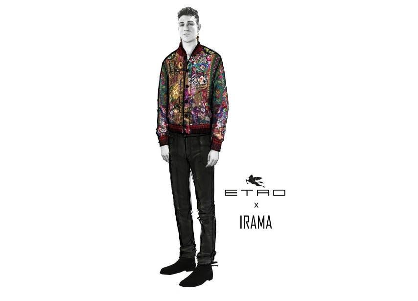 Sanremo 2019 - Etro per Irama