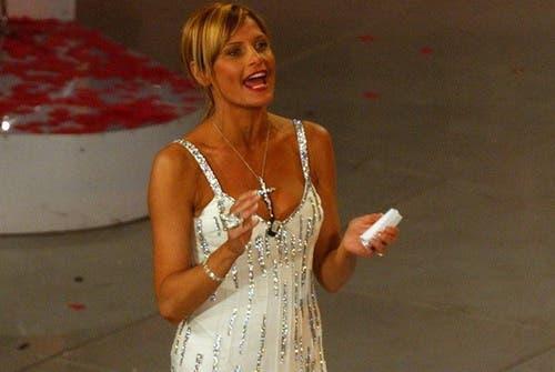 Simona Ventura - Sanremo 2004