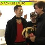Tapiro ad Achille Lauro