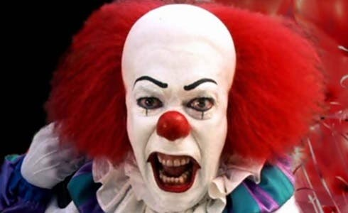 Tim Curry in It