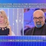 Barbara D'Urso e Giovanni Ciacci