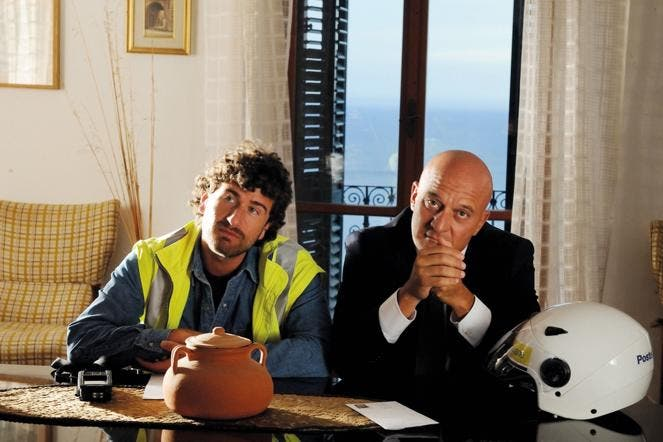 Benvenuti al Sud - Alessandro Siani e Claudio Bisio
