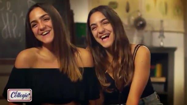 Cora e Marilù Fazzini - Il Collegio 3