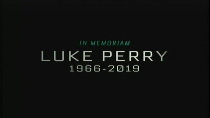 Riverdale - Dedica a Luke Perry
