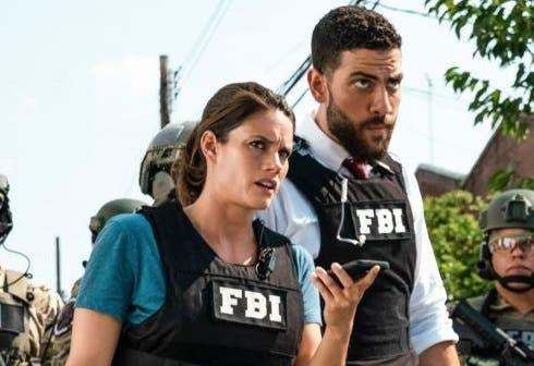 FBI - Missy Peregrym e Zeeko Zaki