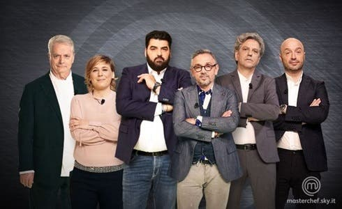 I giudici di MasterChef All Stars