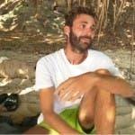 Luca Vismara in lacrime - Isola dei Famosi 2019