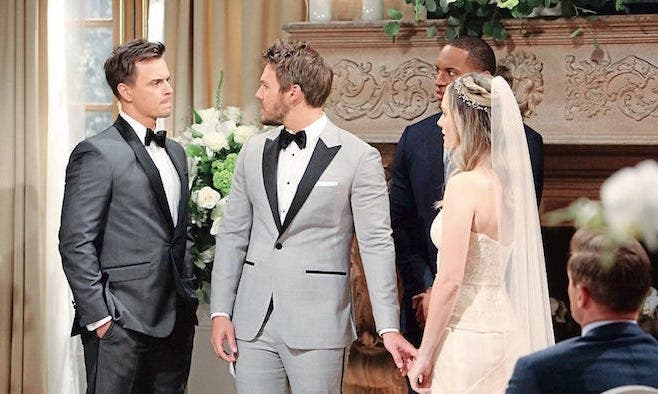 Matrimonio Hope e Liam beautiful