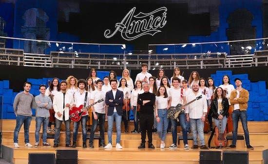 orchestra amici