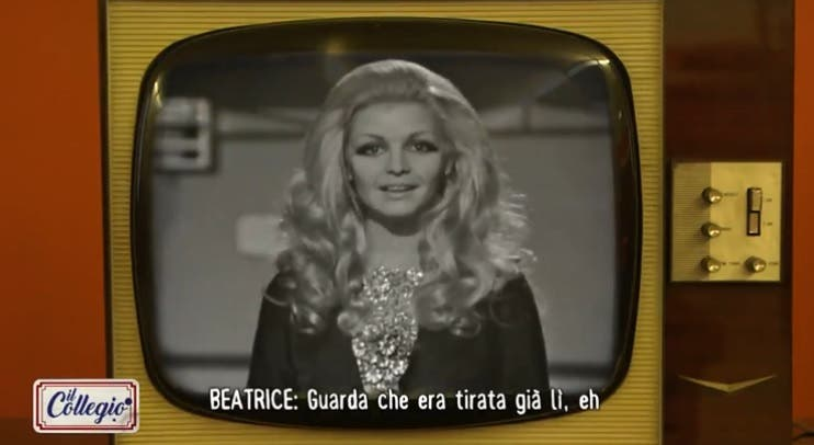 Patty Pravo - Il Collegio 3