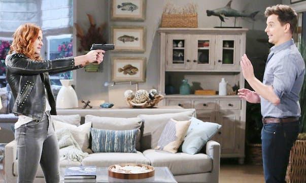 Beautiful anticipazioni: Liam chiede a Steffy di risposarlo.